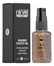 Nirvel Professional Масло для бороды и усов Men Barber Exotic Oil 30мл