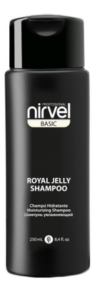 Шампунь для волос увлажняющий с пчелиным маточным молочком Basic Royal Jelly Shampoo: 250мл