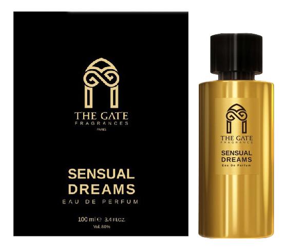 Sensual Dreams: парфюмерная вода 100мл недорого