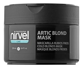 Маска для поддержания и защиты холодных отттенков блонд Care Artic Blond Mask 250мл маска софт блонд для светлых и окрашенных волос smart blond 250мл