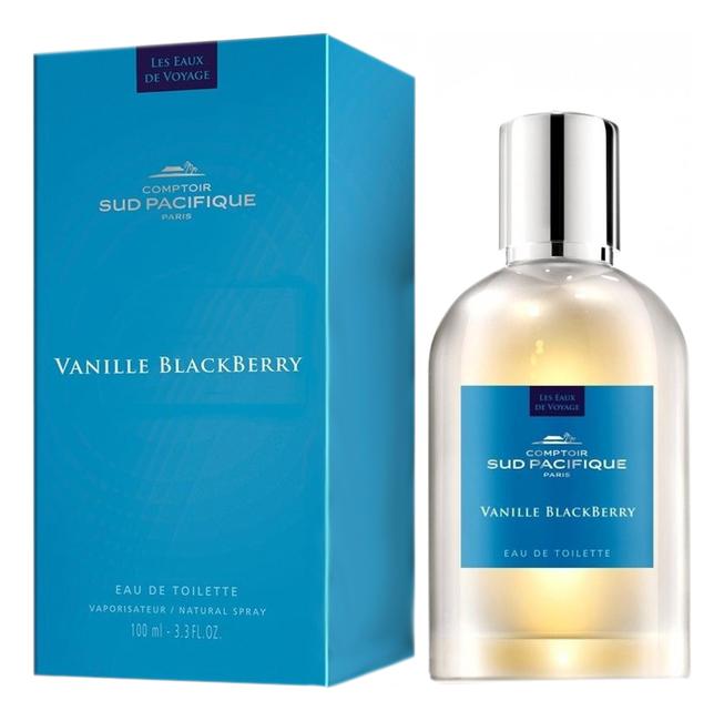 Купить Vanille Blackberry: туалетная вода 100мл, Comptoir Sud Pacifique