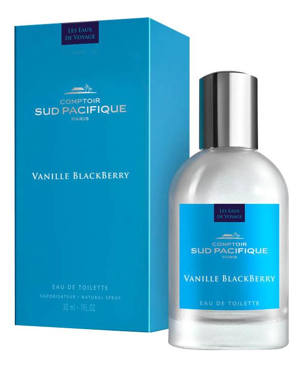 Купить Vanille Blackberry: туалетная вода 30мл, Comptoir Sud Pacifique