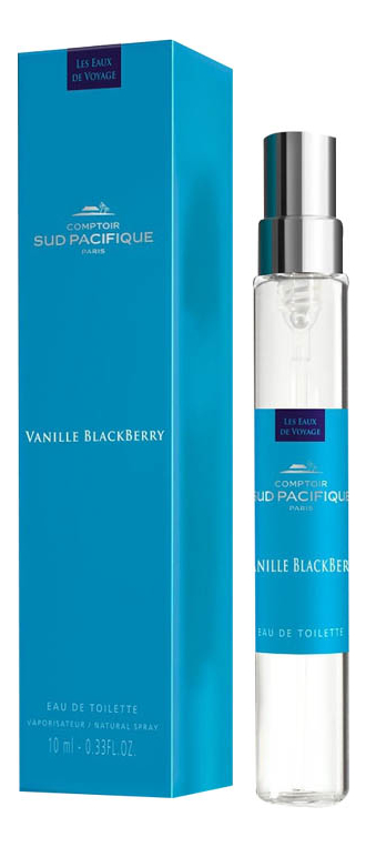 Купить Vanille Blackberry: туалетная вода 10мл, Comptoir Sud Pacifique
