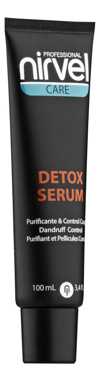 Купить Сыворотка против перхоти для раздраженной кожи головы Care Detox Serum 100мл, Nirvel Professional