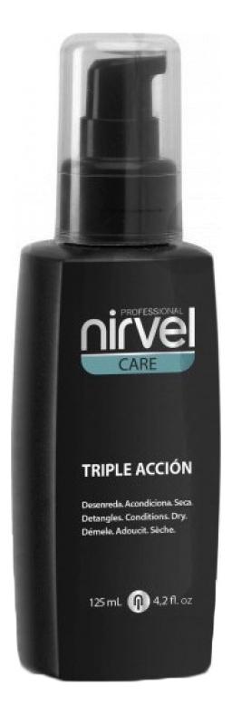 Купить Кондиционер для волос тройного действия Sano Triple Action Instant Treatment 3X 125мл, Nirvel Professional