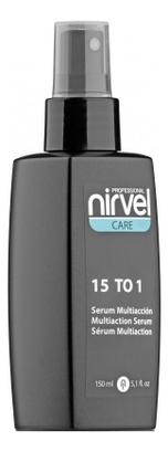 Купить Сыворотка-концентрат для волос мультиактивная Care 15 To 1 Serum 150мл, Nirvel Professional