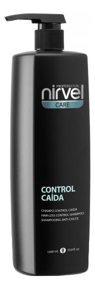Фото - Шампунь против выпадения волос Care Control Caida: Шампунь 1000мл шампунь против выпадения волос semi di lino scalp care energizing shampoo 1000мл шампунь 1000мл