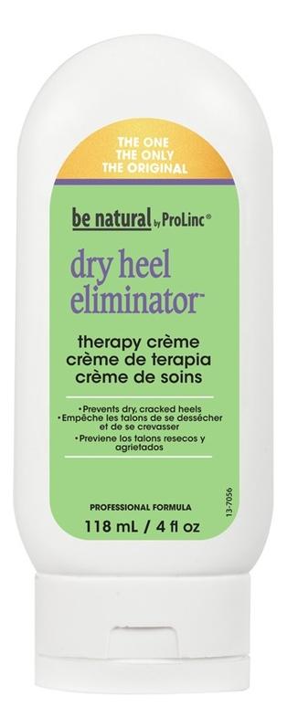 Купить Увлажняющий крем для рук и ног заживляющий трещины Dry Heel Eliminator: Крем 118мл, Be Natural