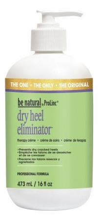 Купить Увлажняющий крем для рук и ног заживляющий трещины Dry Heel Eliminator: Крем 473мл, Be Natural