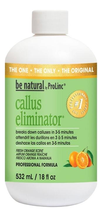 Средство для размягчения и удаления натоптышей Callus Eliminator Orange (апельсин): Крем 532мл be natural средство для удаления натоптышей callus eliminator 540г