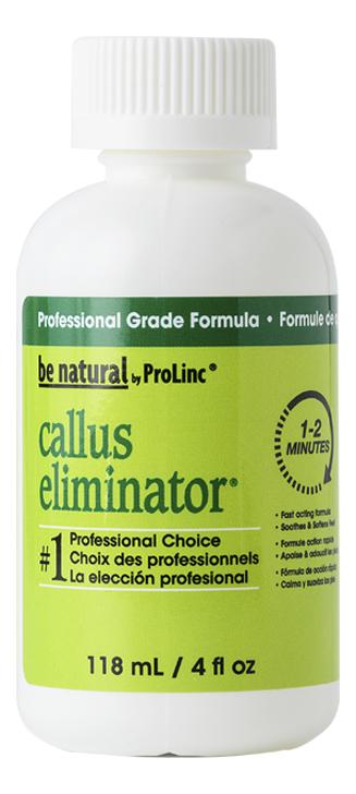 Средство для размягчения и удаления натоптышей Callus Eliminator: Крем 118мл be natural средство для удаления натоптышей callus eliminator 540г
