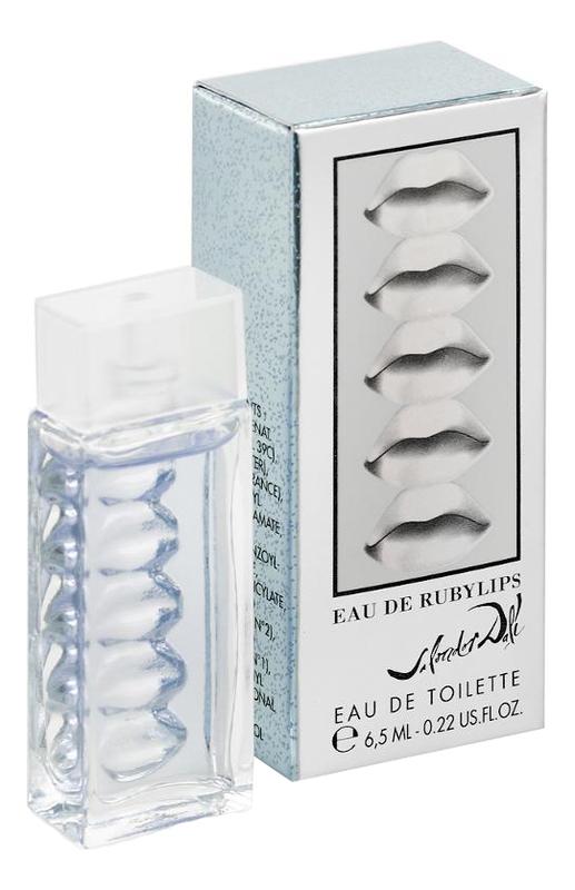 Купить Eau RubyLips: туалетная вода 6, 5мл, Salvador Dali