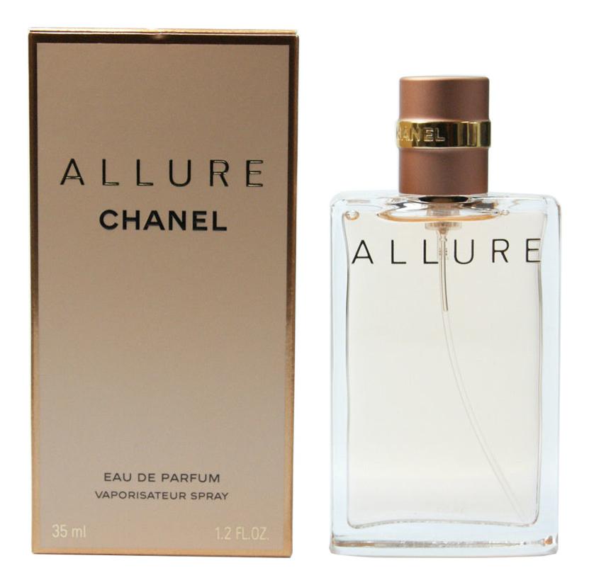 Chanel Allure Eau De Parfum: парфюмерная вода 35мл chanel les exclusifs de chanel coromandel парфюмерная вода 1 5мл