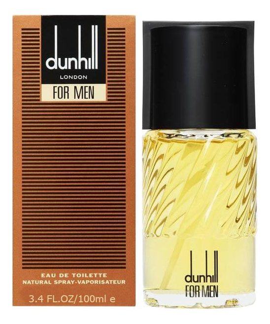 Alfred Dunhill Dunhill for MEN: туалетная вода 100мл alfred dunhill dunhill fresh