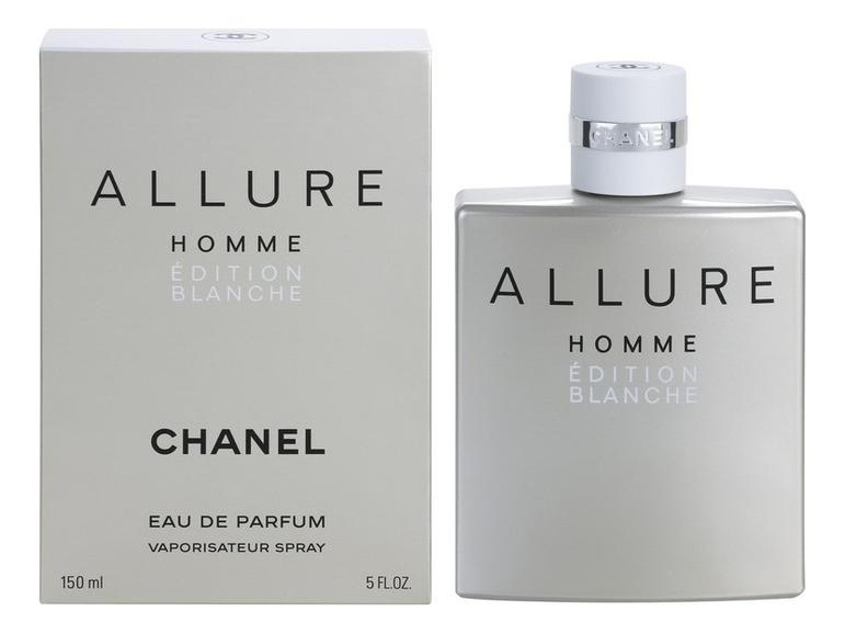Allure Homme Edition Blanche Eau De Parfum: парфюмерная вода 150мл недорого