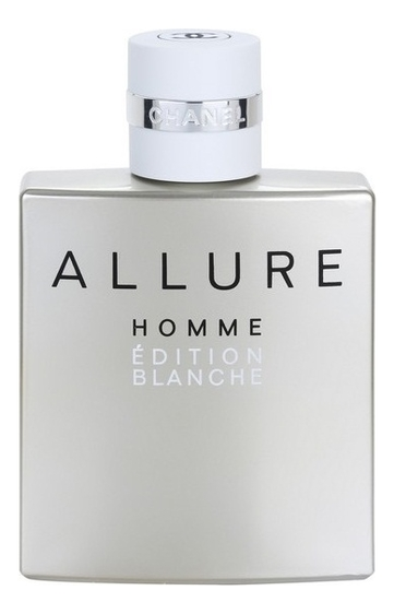 Chanel Allure Homme Edition Blanche Eau De Parfum: парфюмерная вода 100мл тестер фото