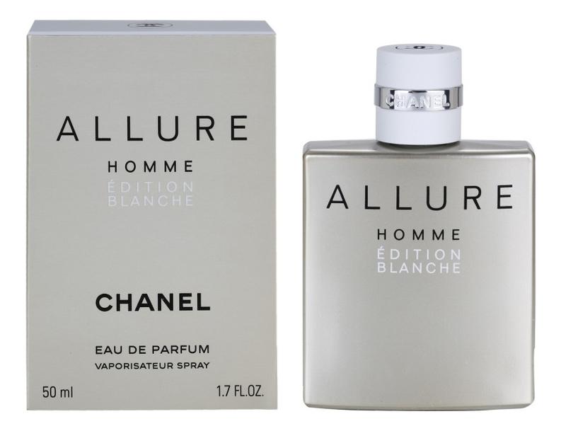 Allure Homme Edition Blanche Eau De Parfum: парфюмерная вода 50мл guilty pour homme eau de parfum парфюмерная вода 50мл