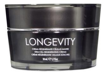 Купить Крем для стимуляции стволовых клеток эпидермиса Longevity Cream SPF10: Крем 50мл, Levissime