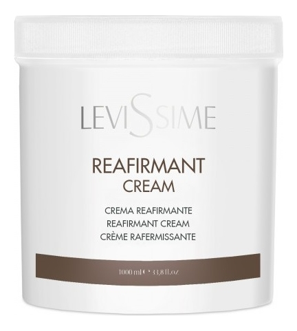 Укрепляющий массажный крем для тела Reafirmant Cream: Крем 200мл