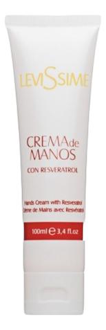 Купить Крем для рук с ресвератролом Crema De Manos Con Resveratrol: Крем 100мл, Levissime