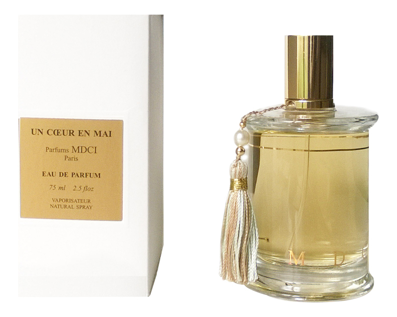 Фото - MDCI Parfums Un Coeur En Mai: парфюмерная вода 75мл mdci parfums un coeur en mai парфюмерная вода 75мл