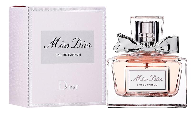 Christian Dior Miss Dior Eau de Parfum 2017: парфюмерная вода 30мл christian dior jadore voile de parfum туалетные духи 100 мл