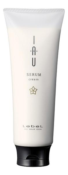 Купить Арома-крем для увлажнения и разглаживания волос IAU Serum Cream: Арома-крем 200мл, Lebel