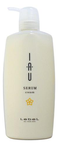 Купить Арома-крем для увлажнения и разглаживания волос IAU Serum Cream: Арома-крем 600мл, Lebel