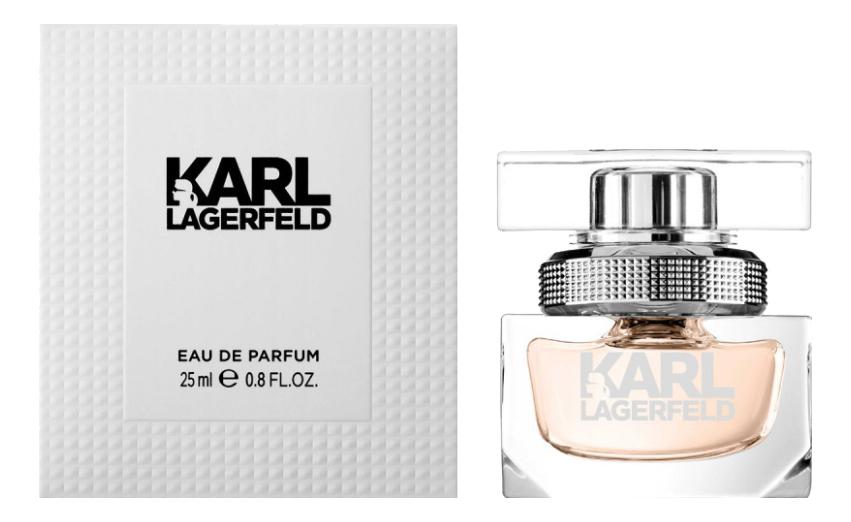 Купить For Her: парфюмерная вода 25мл, Karl Lagerfeld