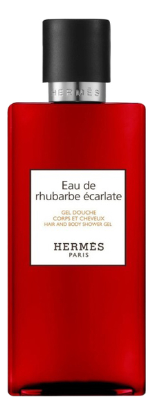 Eau de Rhubarbe Ecarlate: гель для душа 200мл недорого