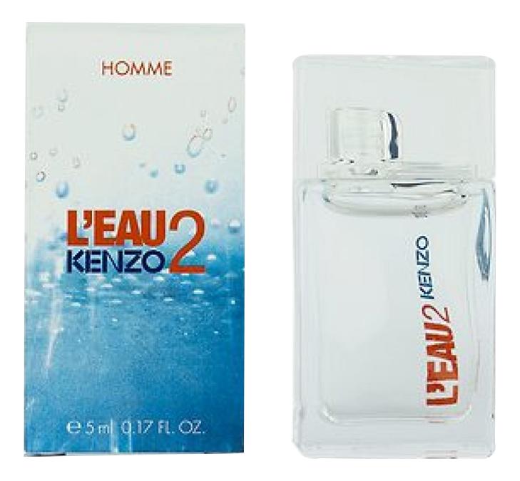 Купить L'Eau 2 Pour Homme: туалетная вода 5мл, Kenzo