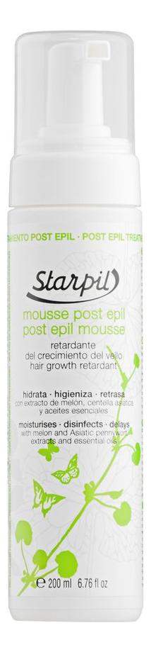 Мусс после депиляции замедляющий рост волос Post Epil Mousse 200мл