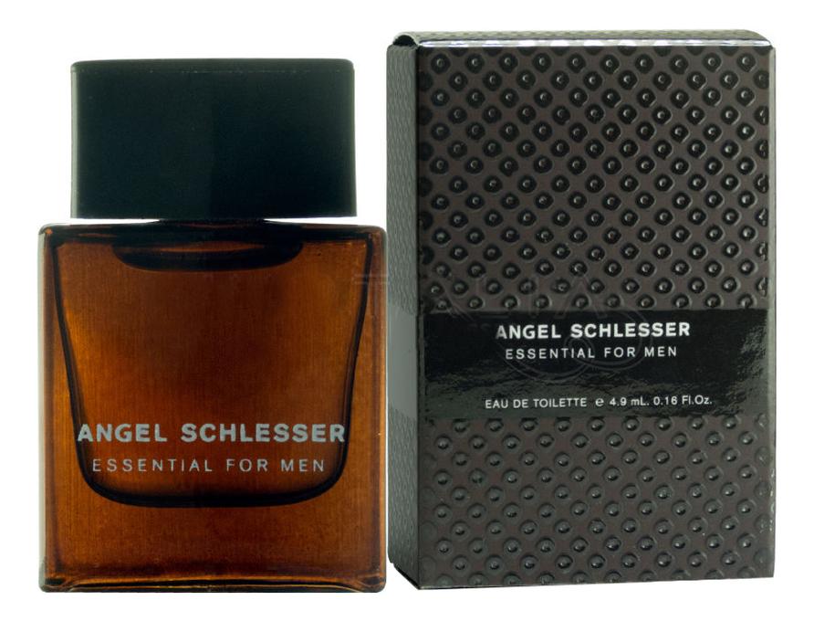 цена на Angel Schlesser Essential Men: туалетная вода 4,9мл
