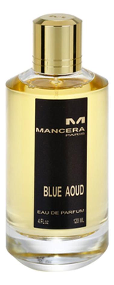 Mancera Blue Aoud: парфюмерная вода 2мл
