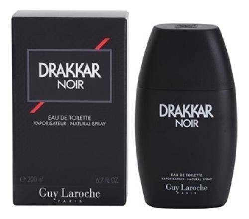 Drakkar Noir: туалетная вода 200мл недорого
