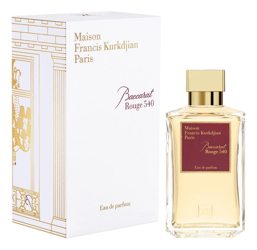 Baccarat Rouge 540: парфюмерная вода 200мл maison francis kurkdjian baccarat rouge 540 отливант парфюмированная вода 18 мл