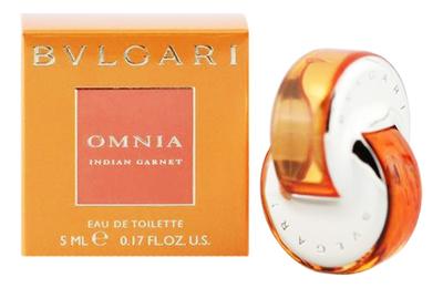 цена на Bvlgari Omnia Indian Garnet: туалетная вода 5мл