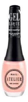 Гель-лак для ногтей Nail Atelier Gel Laque 12мл: No 114 гель лак для ногтей super gel nail polish 12мл 032 coctail passion