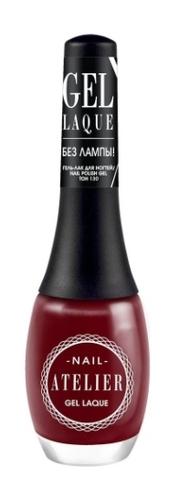 Гель-лак для ногтей Nail Atelier Gel Laque 12мл: No 130 гель лак для ногтей super gel nail polish 12мл 032 coctail passion