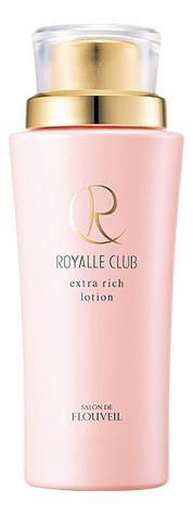 Купить Ультрапитательный лосьон для лица Royalle Club Extra Rich Lotion 120мл, FLOUVEIL