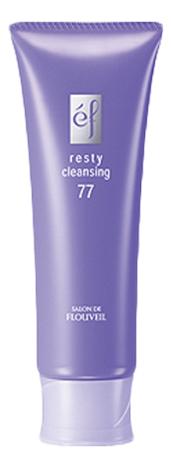 Купить Демакияжный крем для лица EF 77 Resty Cleansing 100г, FLOUVEIL