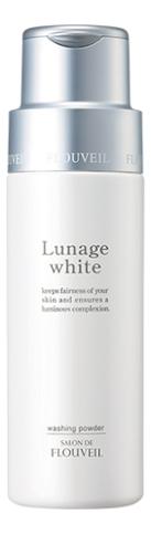 Порошкообразная пенка для умывания Lunage White Washing Powder 75г