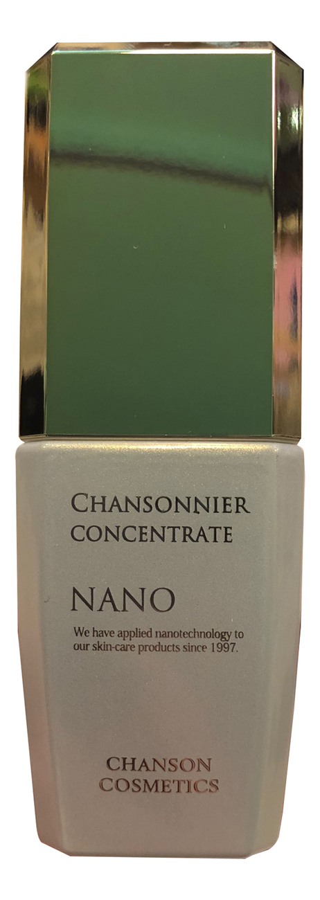 Купить Омолаживающий наноконцентрат для лица Chansonnier Nano Concentrate 25мл, Chanson Cosmetics