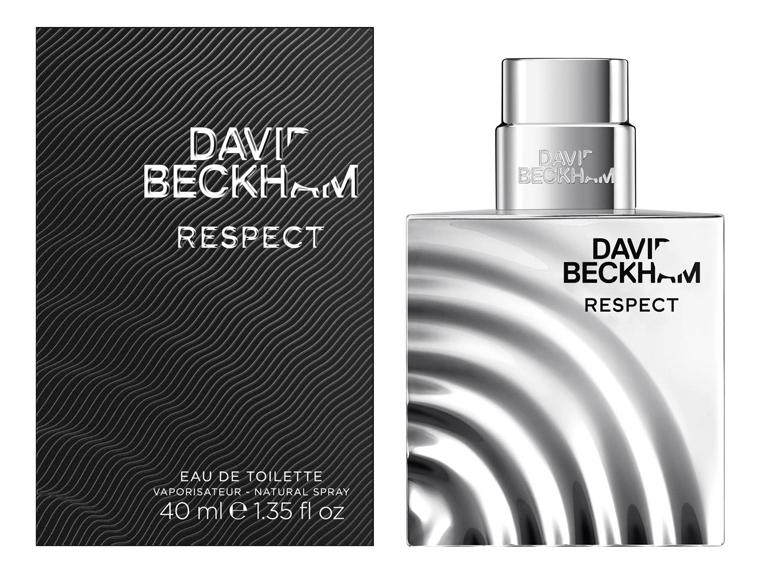 Фото - Respect: туалетная вода 40мл david beckham david beckham my side