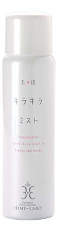 Купить Термальная вода для лица Kira Kira Mist Beauty Spa Water: Вода 80г, Hime Labo