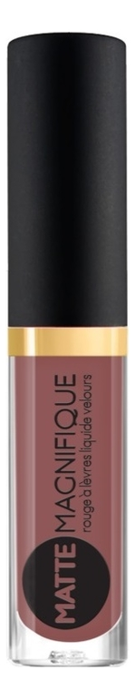 Купить Матовая жидкая помада для губ Matte Magnifique Rouge a Levres Liquide Velours 3мл: No 220, Vivienne Sabo