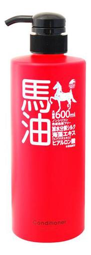 Кондиционер для волос на основе лошадиного масла Conditioner 600мл