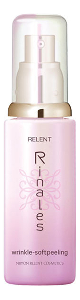 Купить Мягкий скраб для всех типов кожи лица Rinales Wrinkle-Soft Peeling 80мл, RELENT