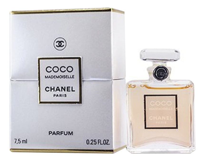 Coco Mademoiselle: духи 7,5мл (без спрея) chanel coco noir духи 15мл