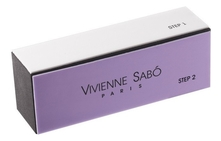Vivienne Sabo Бафф для полировки ногтей 4-х сторонний Nail Polishing Buff